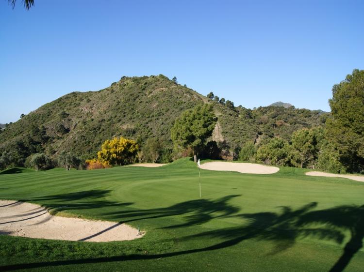 Golf Marbella Los Arqueros