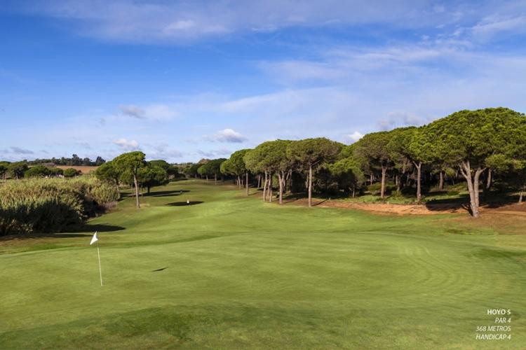 Golf Andalousie