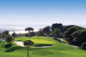 Golf Province de Huelva Andalousie
