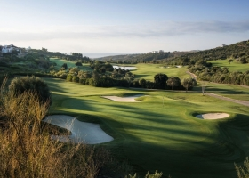La Costa del Sol premiere destination de golf en Europe