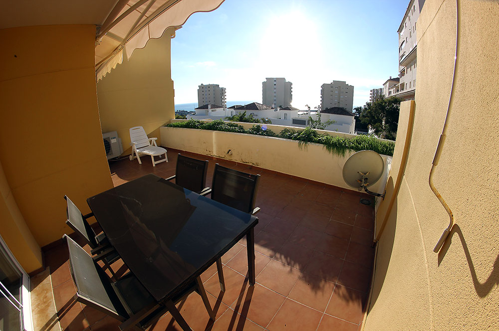 terrasse location estepona