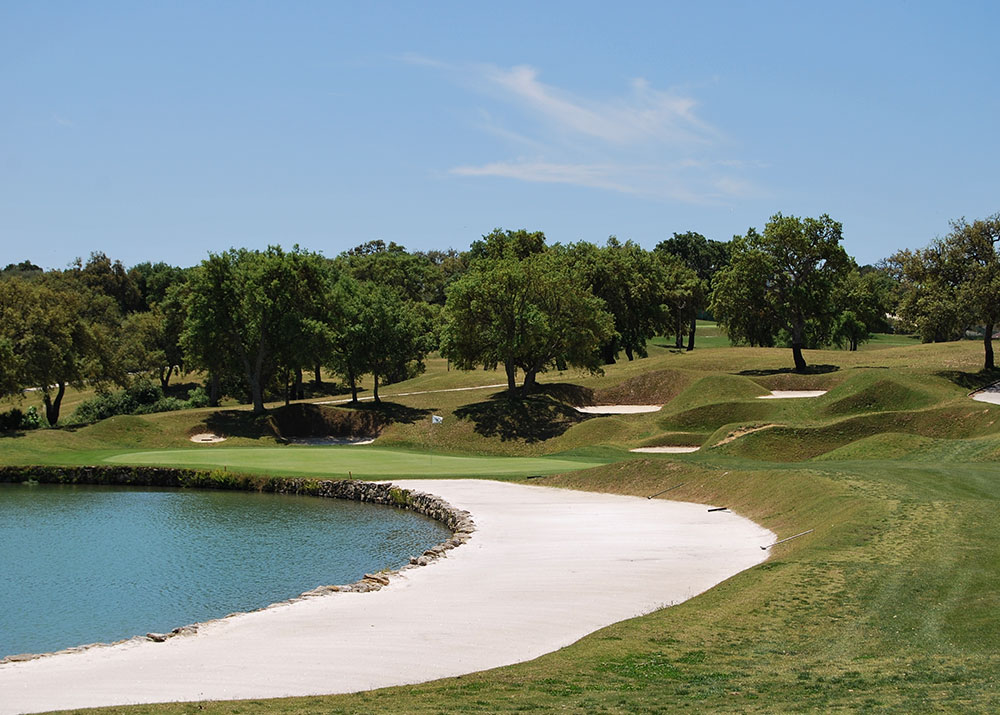 San Roque Golf New Course