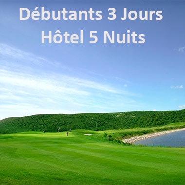 stages golf debutants andalousie hotel