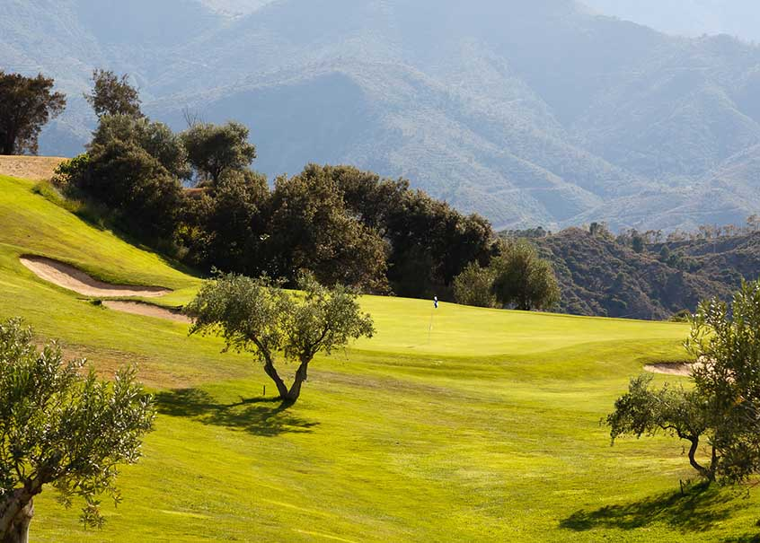 Golf Alhaurin Costa del Sol