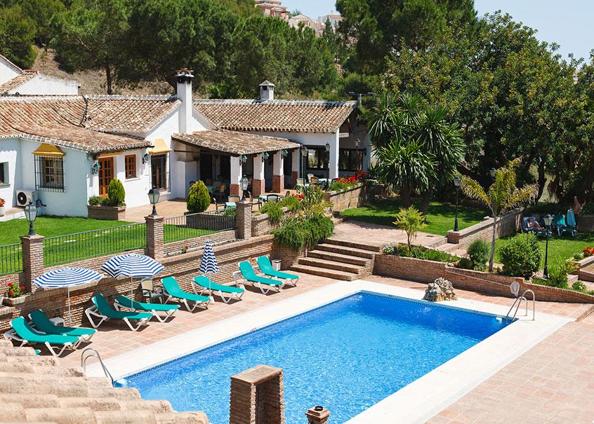 S jour tout compris golf h tel en andalousie 7 nuits et for Hotel design andalousie