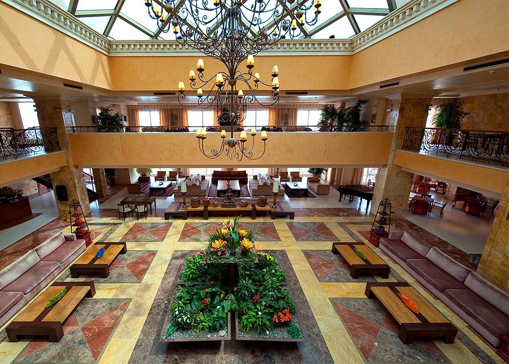 hôtel de luxe cinq etoiles