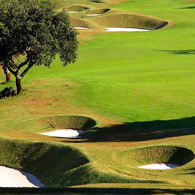 7 Nuits 5 green fees Valle romano